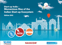2015 Start-up Report - Momentous Rise of the Indian Start-up Ecosystem