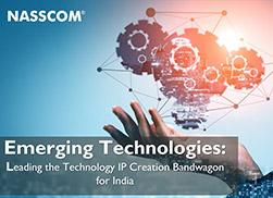 Emerging Technologies: Leading the Technology IP Creation Bandwagon for India