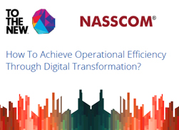 How to achieve operational efficiency through digital transformation?